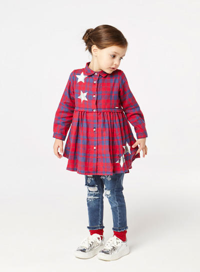 Fall Winter 2018-19 collection - Sarabanda fashionable and comfortable clothes for 0-16 year old kids